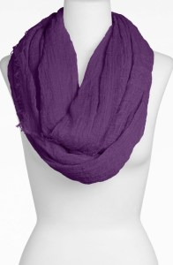 Ringer Infinity Scarf